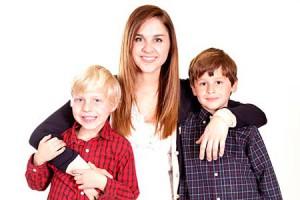 Cursos de inglés para familias